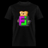 T-Shirts ~ Men's T-Shirt ~ FJ Pixel Toast