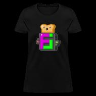 T-Shirts ~ Women's T-Shirt ~ FJ Pixel Toast