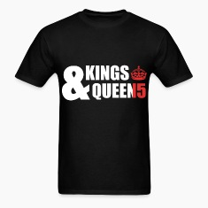 Class of 15 - Kings & Queens (red without bands) T-Shirts