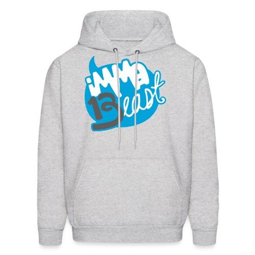 Class of 2013 - imma Beast (light blue)  - Men's Hoodie