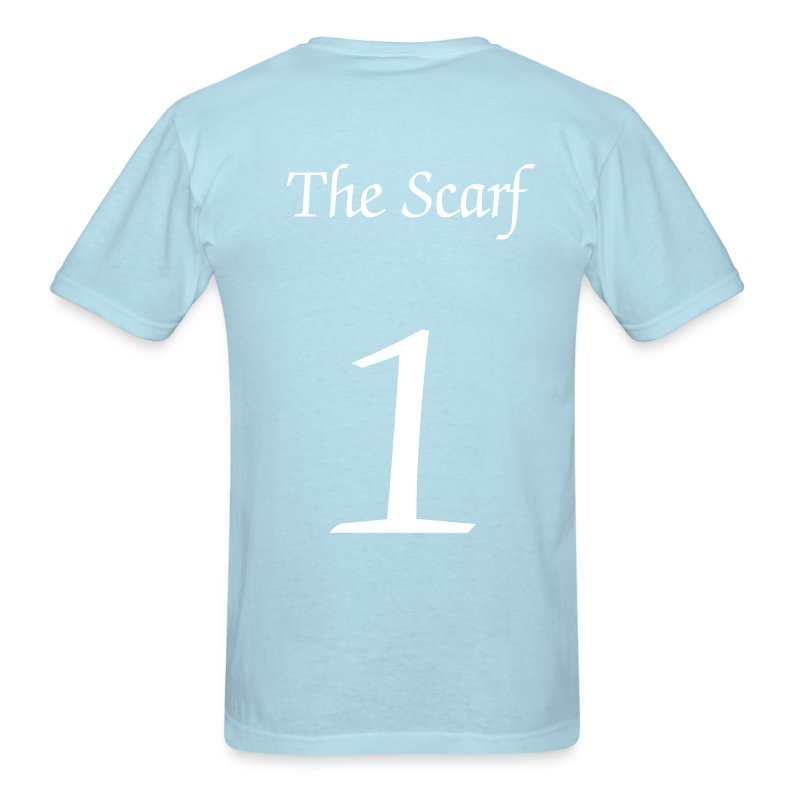 Roberto Mancini - 1 - The Scarf - Men's T-Shirt