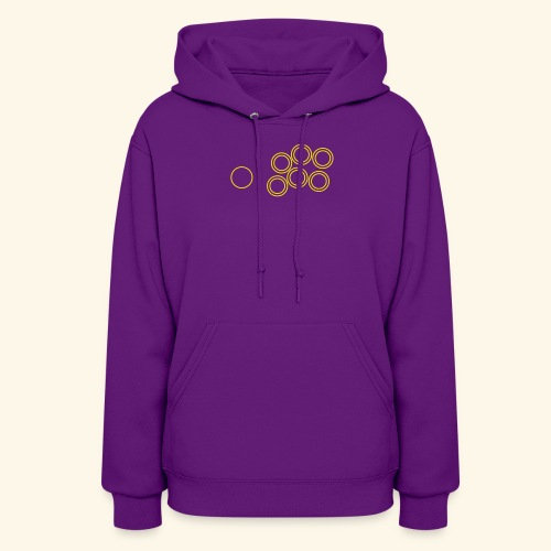Sixpack (free shirt color selection) - Women's Hoodie