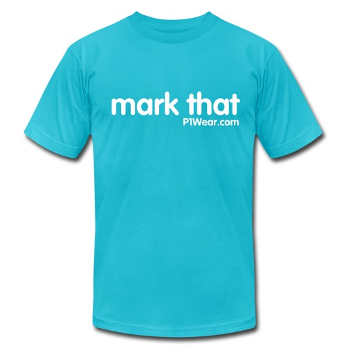 mark that - Men's  Jersey T-Shirt