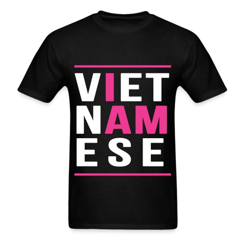 I AM Vietnamese (Ver 4.2) - Men's T-Shirt