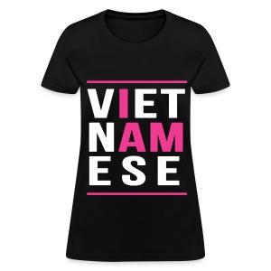 I AM Vietnamese (Ver 4.2) - Women's T-Shirt