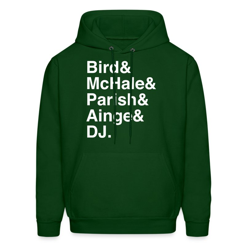 Boston Celtics 1986 - Men's Hoodie