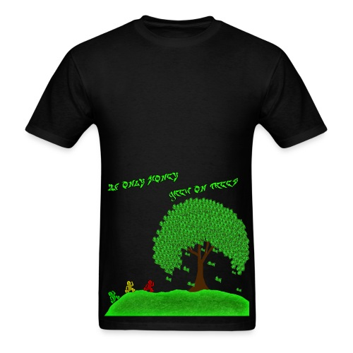 Money Tree - Men's T-Shirt