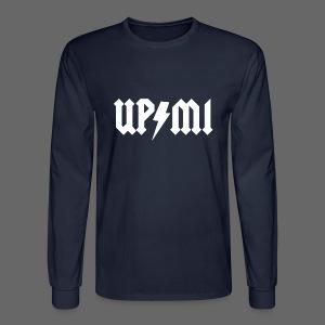 Da U.P. Rocks! - Men's Long Sleeve T-Shirt