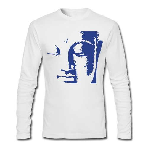 Peace - Men - Men's Long Sleeve T-Shirt by Next Level