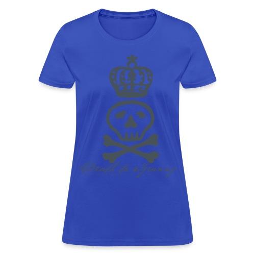 Death To Tyranny Tee - Light - Women's T-Shirt