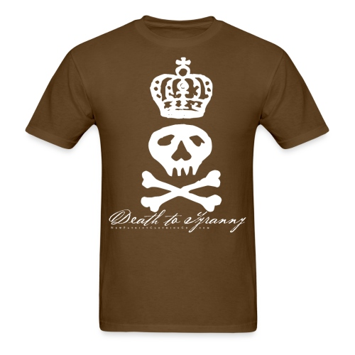 Death To Tyranny Tee - Dark - Men's T-Shirt