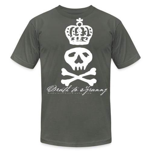 Death To Tyranny Tee - Dark - Men's  Jersey T-Shirt