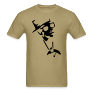 T-Shirts ~ Men's T-Shirt ~ Flav Profile