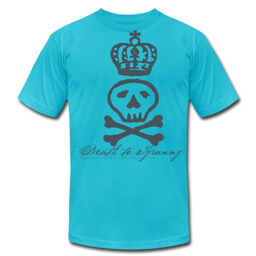 Death To Tyranny Tee - Light - Men's Fine Jersey T-Shirt