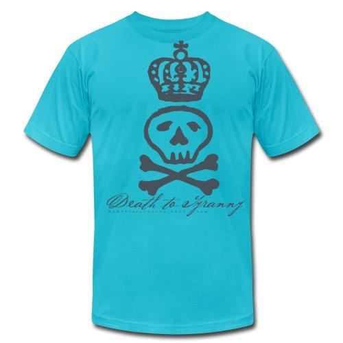 Death To Tyranny Tee - Light - Men's  Jersey T-Shirt