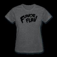 Women's T-Shirts ~ Women's T-Shirt ~ Flavor Flav