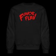 Long Sleeve Shirts ~ Crewneck Sweatshirt ~ Flavor Flav
