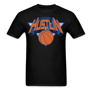 Underground Hustlin' and Ballin' - Men's T-Shirt