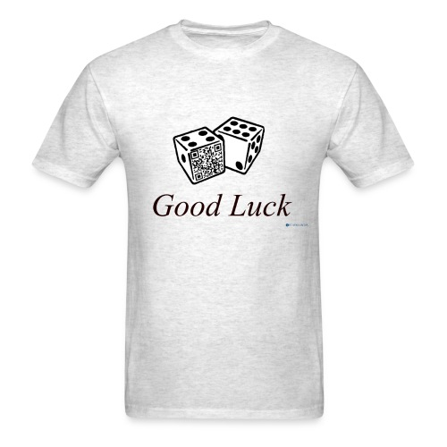 Blow Me for Good Luck (Interactive) - Men's T-Shirt