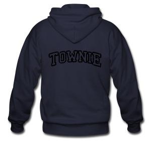 Townie - Men's Zip Hoodie