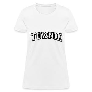Townie - Women's T-Shirt