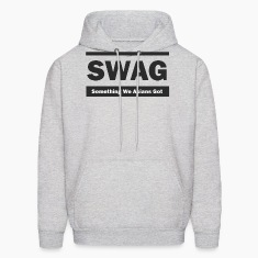 SWAG Something We Asians Got Hoodie