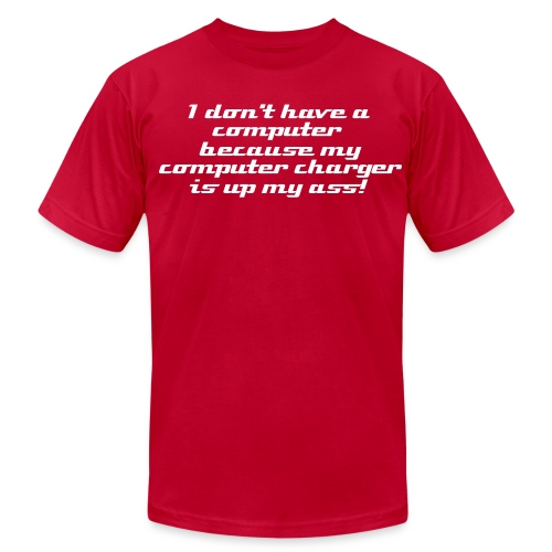 Pretty Girl Gamer Parody Video Quote #1  - Men's Fine Jersey T-Shirt