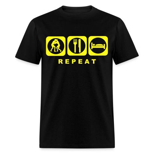 Wrestling Lifestyle - Men's T-Shirt