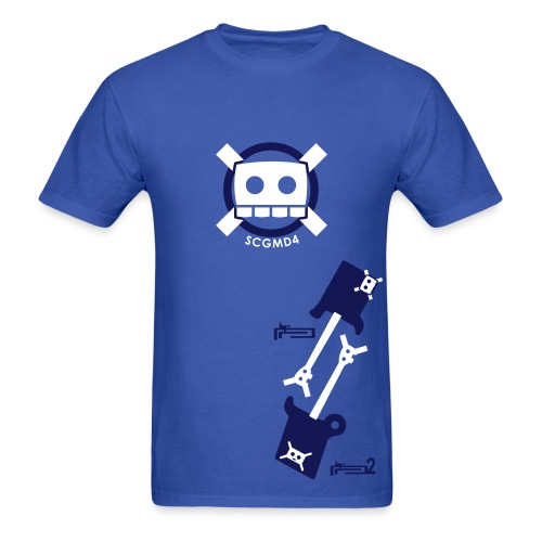 We Brothers Blue - Men's T-Shirt