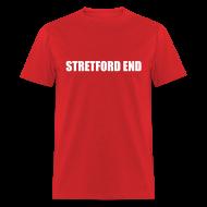 T-Shirts ~ Men's T-Shirt ~ Stretford End