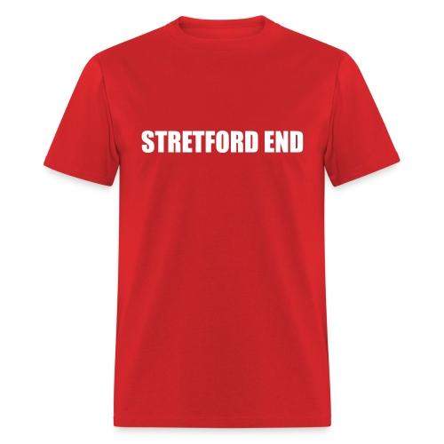 Stretford End  - Men's T-Shirt