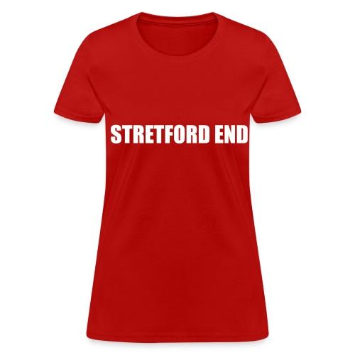 Stretford End  - Women's T-Shirt
