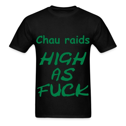 Chau Raids High Tee - Men's T-Shirt