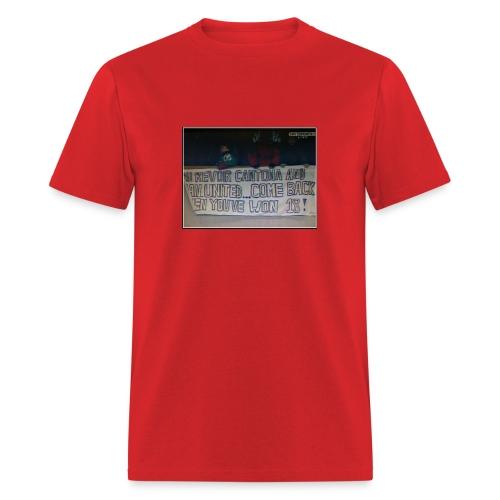 Come back when you've won 18 - Men's T-Shirt