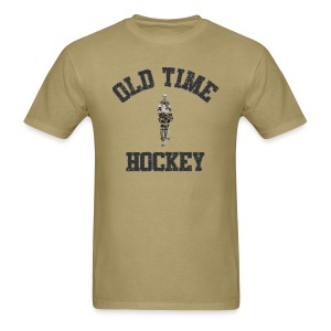 Old Time Hockey - Men's T-Shirt