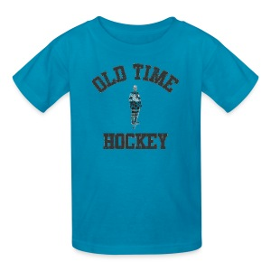 Old Time Hockey - Kids' T-Shirt