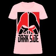 T-Shirts ~ Women's T-Shirt ~ Darkside women