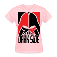 Women's T-Shirts ~ Women's T-Shirt ~ Darkside women