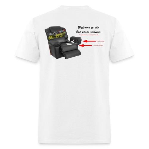 3rd place recliner Lightweight - Men's T-Shirt
