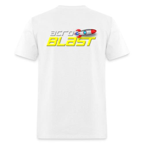 Acroblast Logo Lightweight - Men's T-Shirt