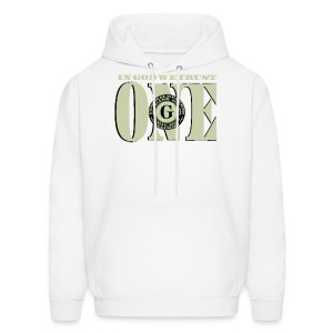 One G  Hooded Sweatshirt - Men's Hoodie