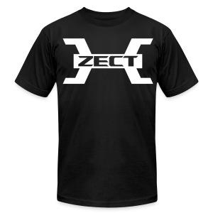 ZECT Employee Shirt - Men's Fine Jersey T-Shirt