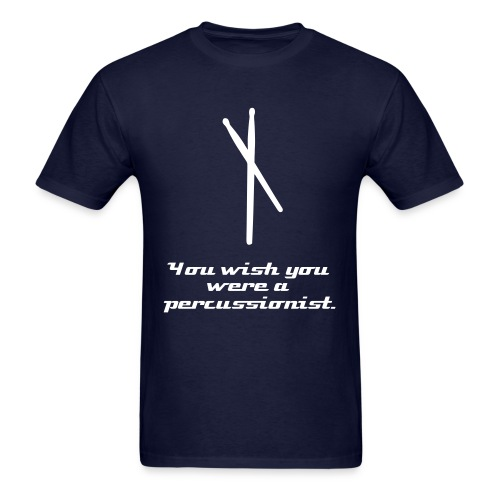 Percussion T-shirt - Men's T-Shirt