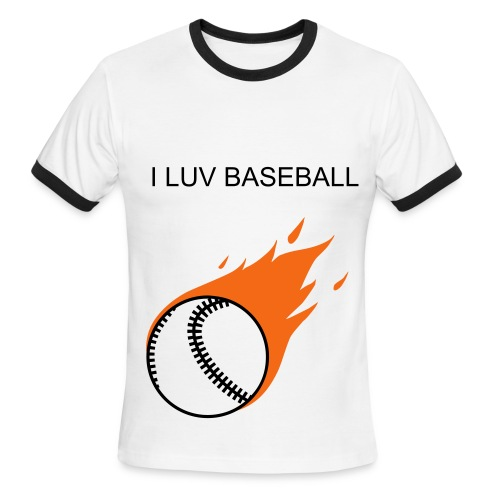 Baseball Jersey - Men's Ringer T-Shirt