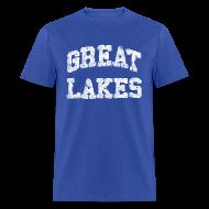 T-Shirts ~ Men's T-Shirt ~ Old Great Lakes