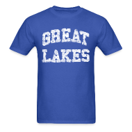 T-Shirts ~ Men's T-Shirt ~ Old Great Lakes