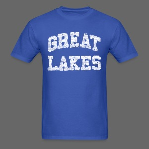 Old Great Lakes - Men's T-Shirt