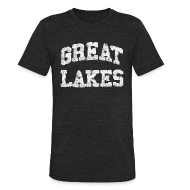 T-Shirts ~ Unisex Tri-Blend T-Shirt ~ Old Great Lakes
