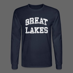 Old Great Lakes - Men's Long Sleeve T-Shirt