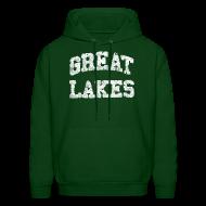 Hoodies ~ Men's Hoodie ~ Old Great Lakes